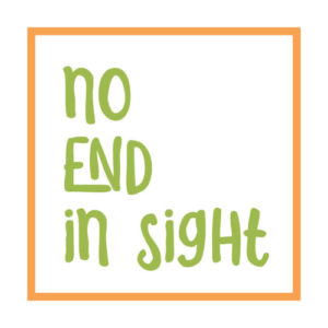 No End in Sight, a podcast about life with chronic illness