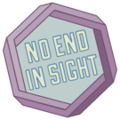 No End In Sight Logo